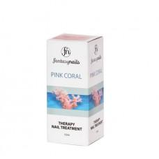 Укрепитель ногтей Fantasy Nails Pink Cora («Розовый Коралл») (15мл)
