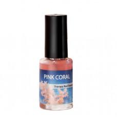 Укрепитель ногтей Fantasy Nails Pink Coral («Розовый Коралл») (7мл)