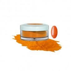 Цветная акриловая пудра Fantasy Nails №01 ripe orange